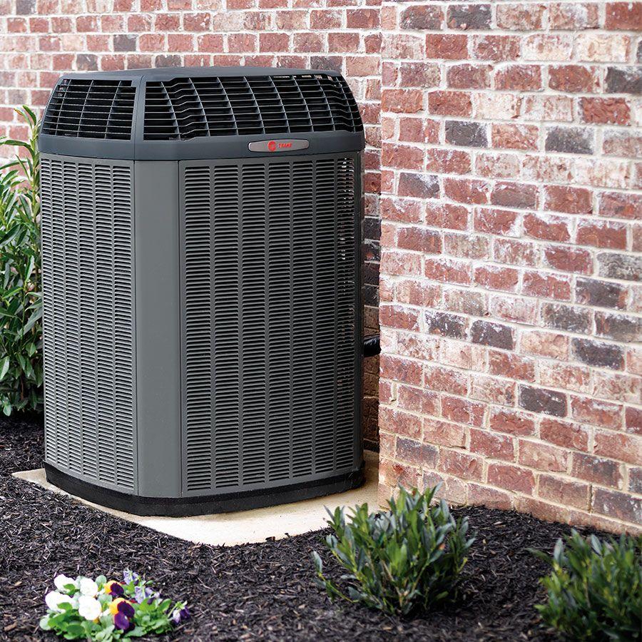 Trane Outdoor Heatpump